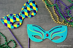 mardigras masks printable mardi gras mask everyday dishes diy