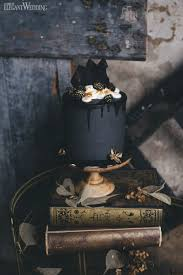 Black Halloween Cake by Black Wedding Cake Dripped Wedding Cake Halloween Cake Www