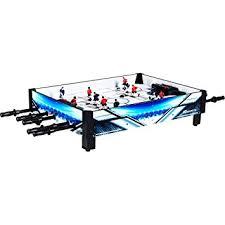 rod hockey table reviews amazon com md sports rod hockey tabletop sports outdoors