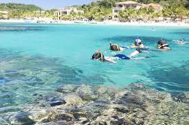 Roatan Map Shore Excursion Tabyana Beach Break Mahogany Bay Isla Roatan