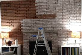 whitewash brick it s a mom s world how to white wash your