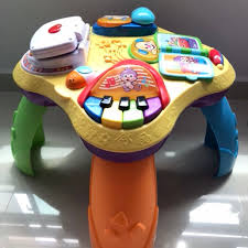 fisher price laugh learn puppy friends learning table fisher price laugh learn puppy and friends learning table babies