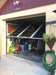 magic mesh garage door a screen door for your garage works with existing garage door