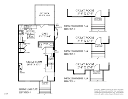 great room floor plans the corbin new homes in ruther glen va tricord homes