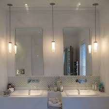 best pendant lights for bathroom home design planning marvelous