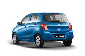2017 suzuki celerio 1 0l 3cyl petrol manual hatchback