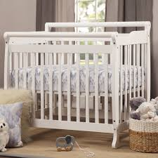 Mini Convertible Cribs Davinci Emily 2 In 1 Mini Convertible Crib Reviews Wayfair