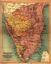 Define Political Map Political History Of Mysore And Coorg 1565 U20131760 Wikipedia