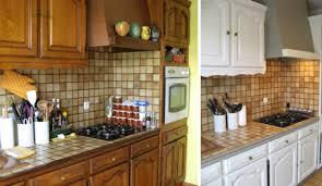 changer les portes d une cuisine relooker une cuisine rustique côté maison