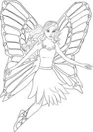 fairy princess coloring pages printable creativemove