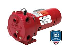 quick set rja convertible jet pump xylem applied water systems