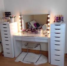 Makeup Table Home Accessory Floor Mirror Make Up Makeup Look Makeup Table