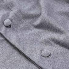 sabugal bed linen grey melange