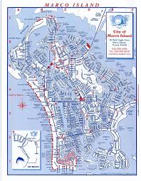 marco island florida map city of marco island fl city map