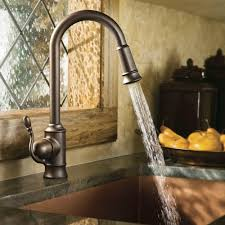 Top Kitchen Faucets by Kitchen Bronze Kitchen Faucets In Impressive Motes Single Hole