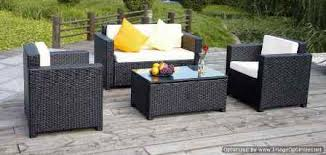 salon de jardin exterieur resine salon d extérieur pas cher royal sofa idée de canapé et meuble