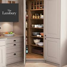 kitchen corner cupboard storage solutions uk corner pantry classically beautiful storage sigma 3