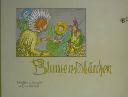 Blumen Bad Vilbel Blumen Maerchen Von Ernst Kreidolf Zvab