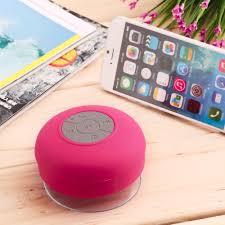 300mah battery capacity shower speaker bluetooth water speakers