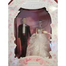 hallmark ken wedding day set keepsake ornaments in original