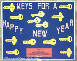 Display Board Decoration On New Year by Keys To Exam Success Oh I Think So The Website Is Dedicated To