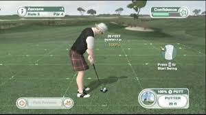 classic game room hd tiger woods pga tour 09 wii review youtube