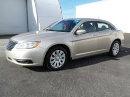 sedan 4 door used 2014 chrysler 200 lx sedan 4 door car for sale at auctionexport