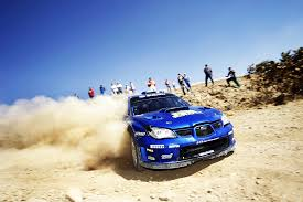 wrc subaru 2015 subaru impreza rally wrc rally machine drift blue dust day hd
