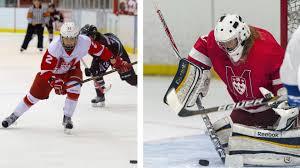 mcgill u0027s atkinson and deguire invited to hockey canada development