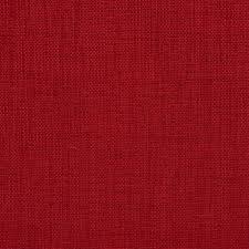 Upholstery Denim Poppy Burgundy Red Plain Denim Linen Upholstery Fabric Acrylic