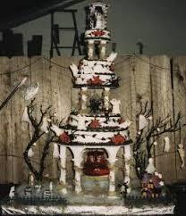 Halloween Wedding Centerpieces by Wedding Cakes Best Halloween Wedding Cakes