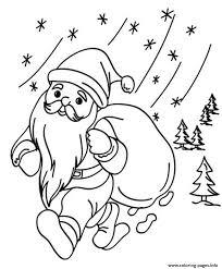 santa christmas free printable3c2b coloring pages printable