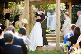 Country Backyard Wedding Triyae Com U003d Wedding Ceremony In Backyard Various Design