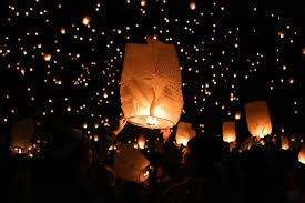 the lights lantern festival in dayton ohio