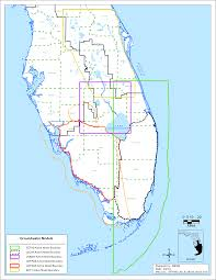 Miami Dade County Map by Groundwater Modeling South Florida Water Management District