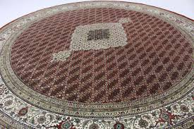 rug round beige red in 250x240 5130 26921 buy online at carpetido de