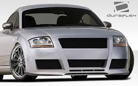 2001 audi tt front bumper cover dimensions 2000 2006 audi tt duraflex gt s front bumper