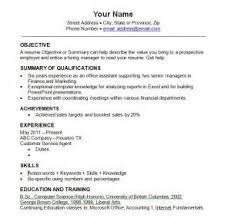 Write The Best Resume by Wondrous Design Ideas The Best Resume Format 9 Download Write The