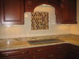 Backsplash With Crackle Glassjpg - Crackle tile backsplash