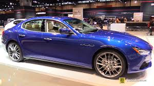 red maserati sedan 2015 maserati ghibli q4 exterior and interior walkaround 2015