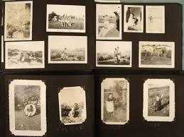 antique photo albums 2 antique family photo albums 1920s 40s children 100