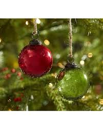 get the deal 29 green mercury glass ornaments