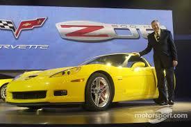 fastest production corvette made general motors powertrain vice president tom stephens