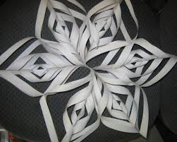 pattie u0027s place 3 styles of paper snowflake making for kids