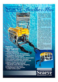 panther rov saab seaeye pdf catalogues documentation