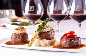 bureau steunk fleming s prime steakhouse wine bar greensboro convention and