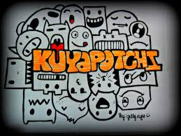 doodle name a doodle of my screen name kuyapotchi