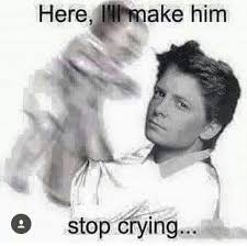 Michael J Fox Meme - offensive humour sick and twisted jokes