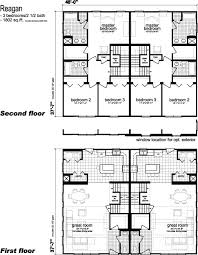 Multi Family Homes Floor Plans 10 Best Floor Plans Images On Pinterest Ranch House Plans Small