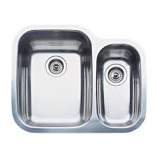 Stainless Steel Undermount Sink Blanco 511 967 Supreme 1 1 2 Bowl Double Single Undermount